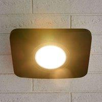 LED-Außenwandstrahler Duke aus Aluminium, 50W