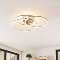 Lindby Smart Tula LED-Deckenleuchte
