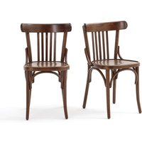 Set of 2 Bistro Bar Chairs