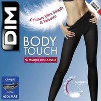 Pack of 4 Pairs of 40D Body Touch Opaque Tights