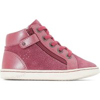 Kids Lyluby Sparkly High-Top Trainers