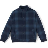 Checked Bomber Jacket, 3-12 Years