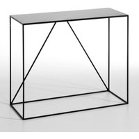 Romy Small Metal Console Table