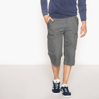 Regular Fit Cropped Combats