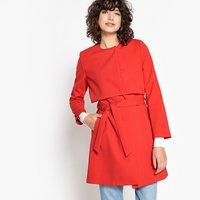 Lightweight Belted Coat