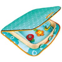 Portable Play Mat with Arch