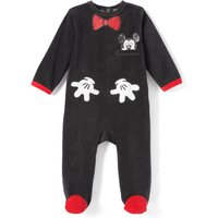 Sleepsuit with Mickey Mouse Print, 3 Mths-2 Years