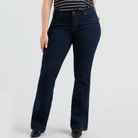 315 Plus Size Shaping Bootcut Jeans