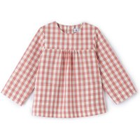 Checked Blouse, Birth - 3 Years