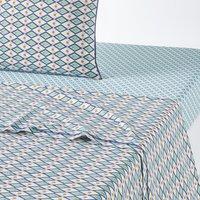 Pallazzo Pastel Cotton Flat Sheet