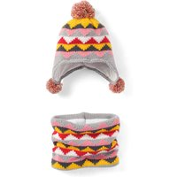 Peruvian Style Hat and Snood