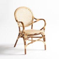 Abida Rattan Bistro Chair