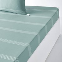 RIAD Striped Cotton Fitted Sheet