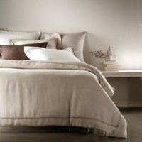 Scala Washed Linen Duvet Cover