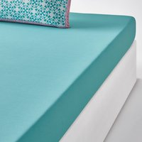 Yucatan Cotton Fitted Sheet