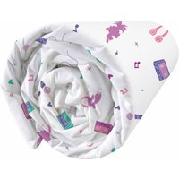 Trolls Music Fitted Sheet in Printed Cotton