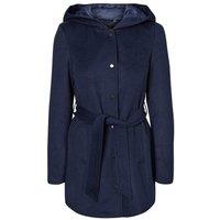Midi Tie Waist Coat