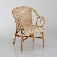 MARCEL Garden Chair with Rattan Core