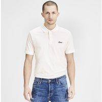 T-shirt grigio chiné;rosso bordeaux uomo Polo maglia piqué taglio dritto Jorjet