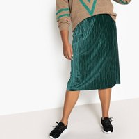 shop for Plisse Midi Skirt at Shopo