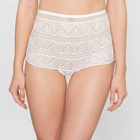 Embroidered Full Briefs