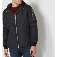 Elroy 101 Bomber Jacket with Sherpa-Lined Hood
