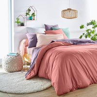 Plain Polycotton Duvet Cover