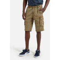 Wuri Cotton Bermuda Shorts.