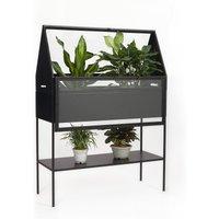 Consuela Metal Greenhouse-Style Planter