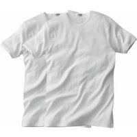 T-shirt bianco uomo Confezione da 2 T-shirt EMINENCE scollo rotondo maniche corte