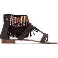 Loisi Fringed Sandals