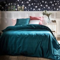 Plain Organic Cotton Percale Bolster Pillowcase