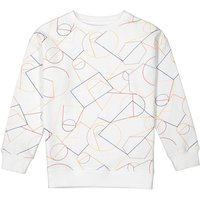 Printed Crew Neck Sweatshirt, 3-12 Years