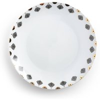Mellah Set of 4 Dinner Plates