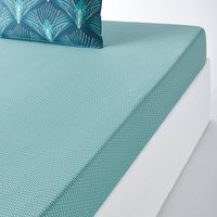 PAMPELUNE Cotton Percale Fitted Sheet