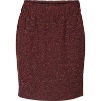 Straight Skirt with Elasticated Waist
