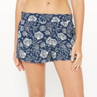Blue Horizon Sleep Cotton Pyjama Shorts