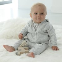 3-Piece Fleece Outfit, Birth-3 Years