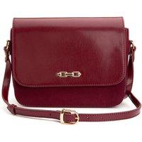 Windsor Crossbody Handbag in Leather/Suede