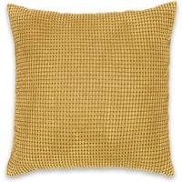 Fluffy Textured Cushion Cover