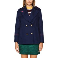 Cotton Pea Coat