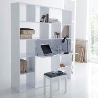 Newark Desk-Bookcase