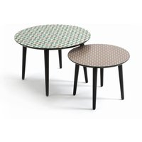 Sofia Set of 2 Coffee Tables