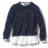 2-Piece Jumper and T-Shirt Outfit, 3-14 Years
