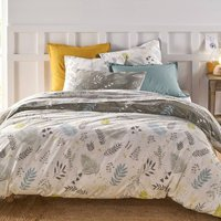 Suzanne Duvet Cover in Cotton Percale