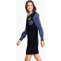 shop for Sequined Shift Dress at Shopo