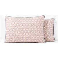 Eventail Patterned Single Pillowcase