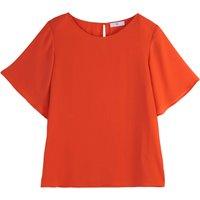 shop for Ruffled Sleeve Blouse at Shopo