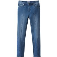 Slim Fit Detailed Jeans, Length 28