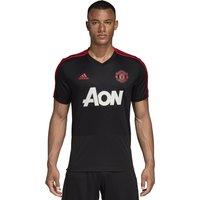 T-shirt Nero uomo T-shirt maniche corte del Manchester United